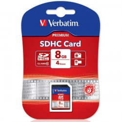 Verbatim SDHC 8GB