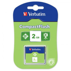 CF Verbatim 2GB