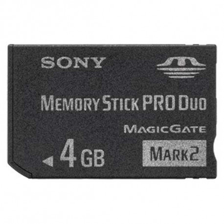 MS Pro Duo Sony 4GB