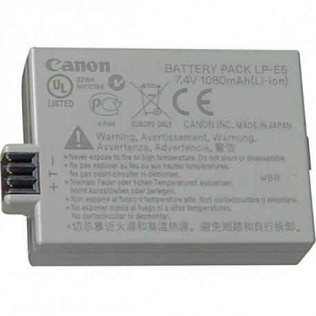 Akumulátor  pro Canon LP-E5