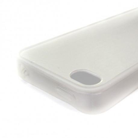 Potisk krytu na Iphone 4/4S, měkký transparentní