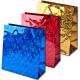 Dárkové tašky Metalické