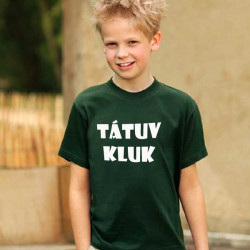 Potisk na dětská trička
