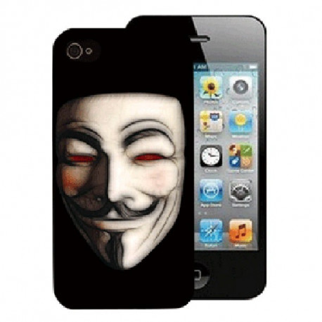 3D kryty na iPhone 4, 4S, 5