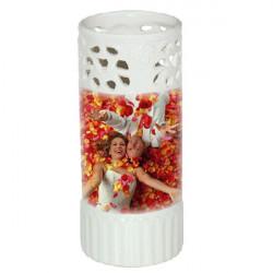 Keramické vázy s potiskem