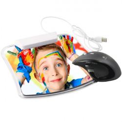 Podložka pod myš s USB