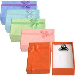 Dárková krabička na šperk