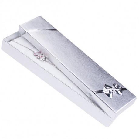Obdélníková krabička na šperky