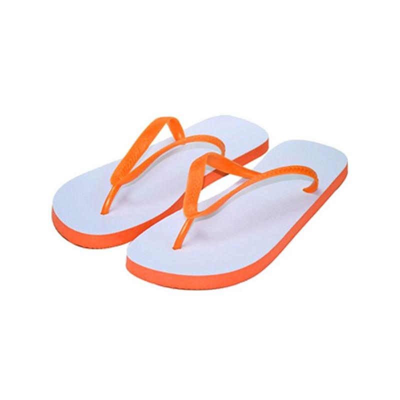 Plážová obuv s potiskem (žabky   vietnamky) bd5895ecca2