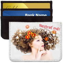 Peněženka, pouzdro na kreditky