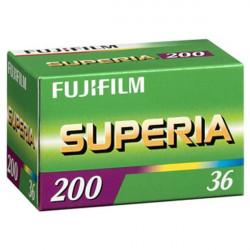 Fujifilm Superia 200/135-36