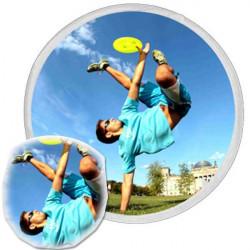 Frisbee s vlastním potiskem