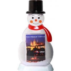 Sněhové těžítko s výměnnou fotkou,stromecek
