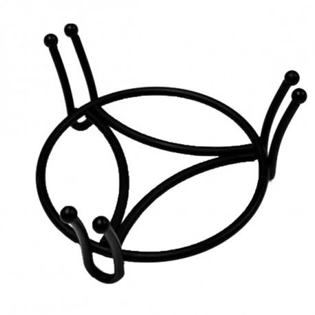 Kovový stojánek na podtácky