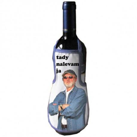Zástěra na lahev