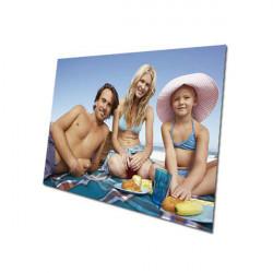 Tisk plakatu, Fotopapir Lesk