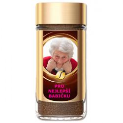 Káva s etiketou, Nescafé Gold