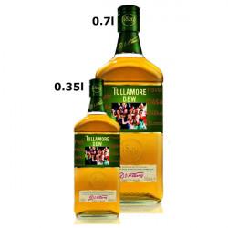 Tullamore Dew s vlastní etiketou