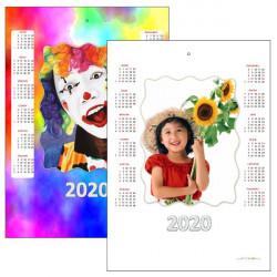 Roční kalendář A5
