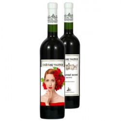 Valtice červené víno
