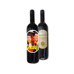 Etiketa na víno Vinium