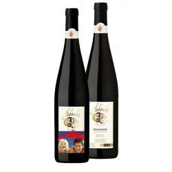 Etikety na víno, Frankovka Habánské sklepy