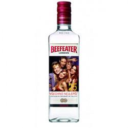 Vlastní etikety na Beefeater gin