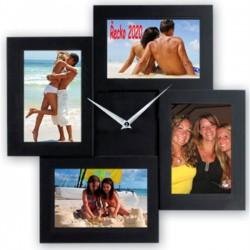 hodiny s fotorámečkama