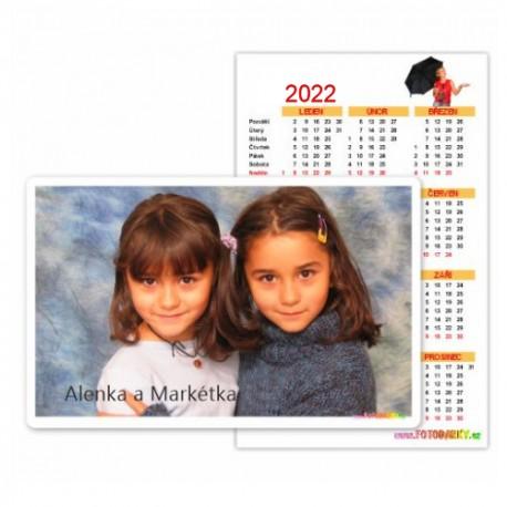 Kapesní kalendář roční