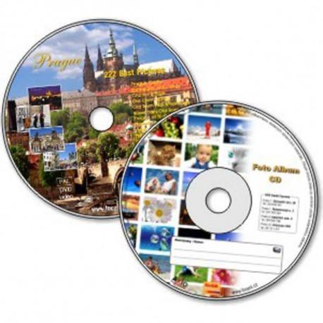 Potisk DVD (+ vypálení)