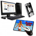 For PC, notebook, tablet